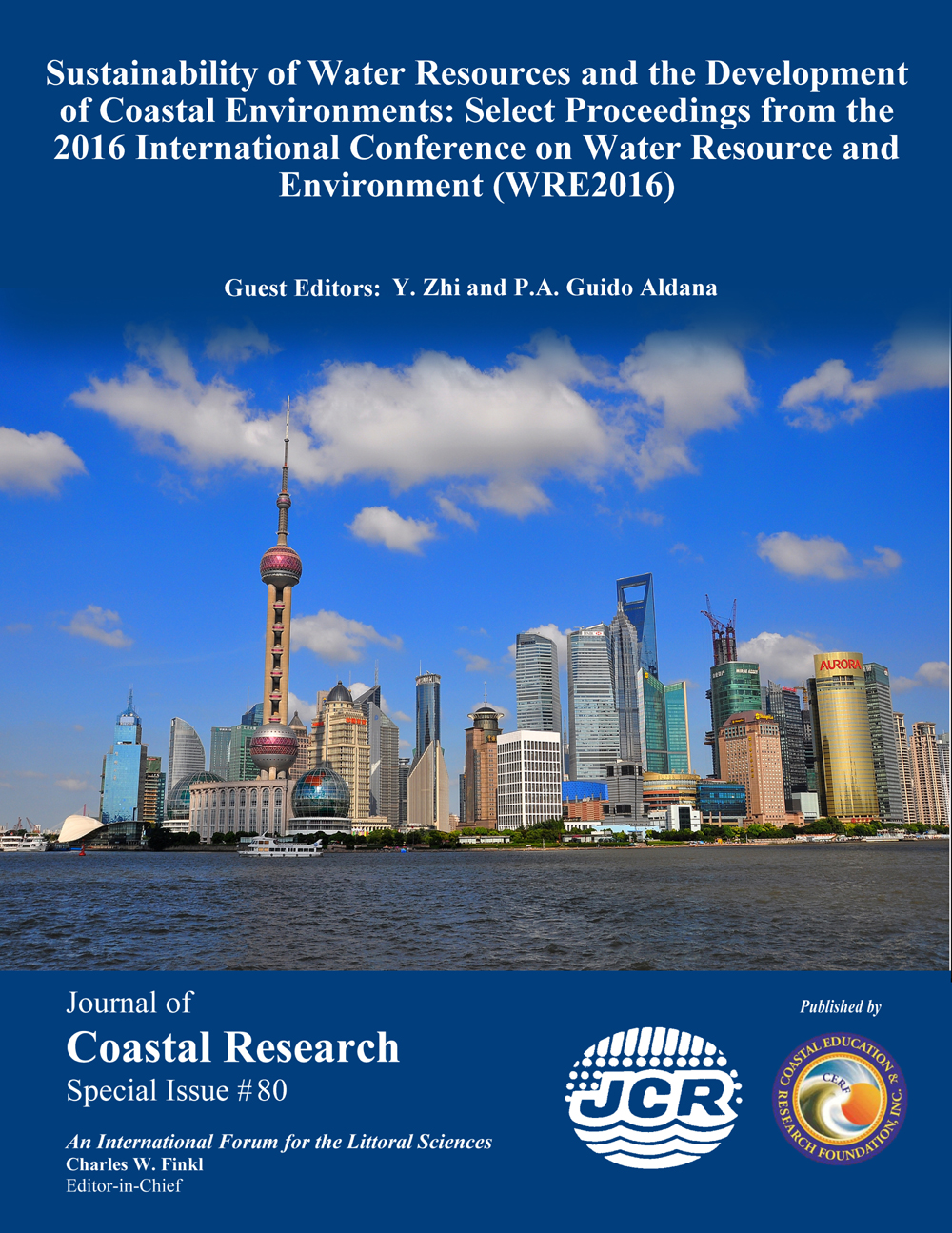 #80 Sustainability of Water Resources and the Development of Coastal Environments