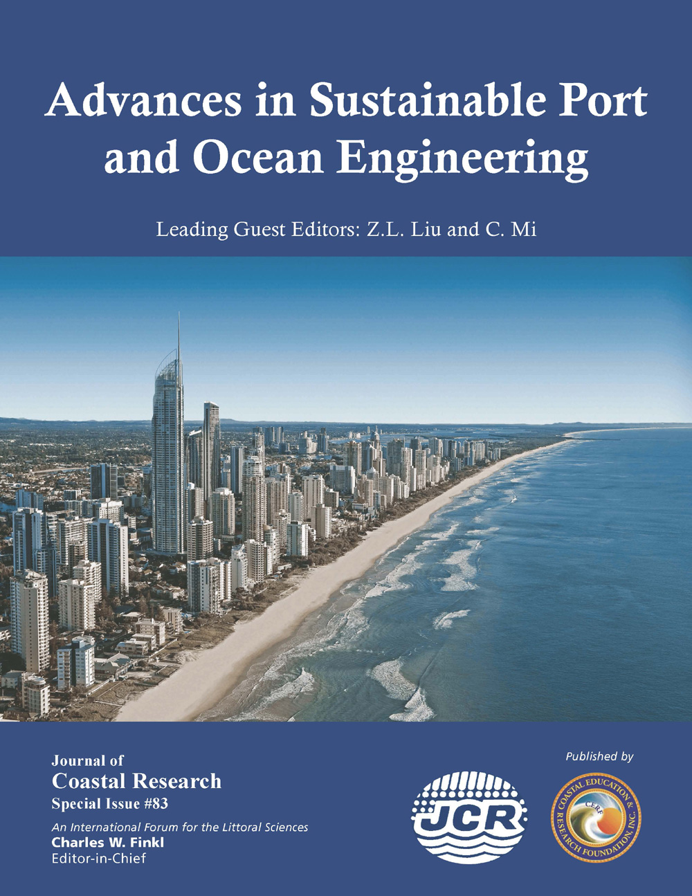 #83 Advances in Sustainable Port and Ocean Engineering
