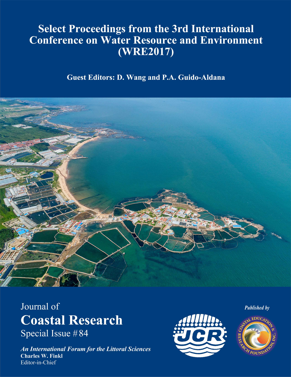 #84 Select Proceedings from the 3rd International Conference on Water Resource and Environment (WRE2017)